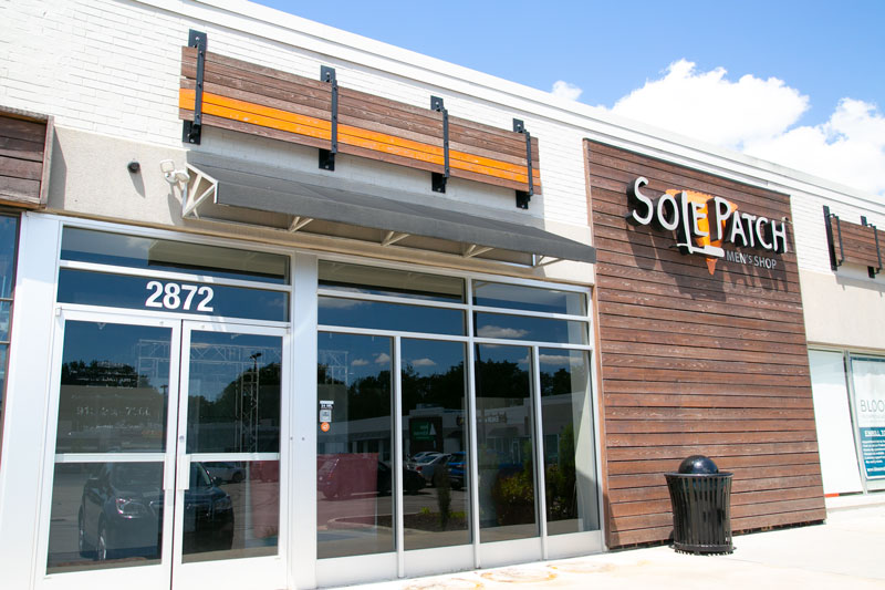 Sole Patch Men's Shop in Northwood Shopping Center