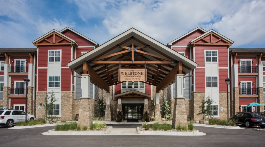 Featured Community Partner: The Welstone at Mission Crossing