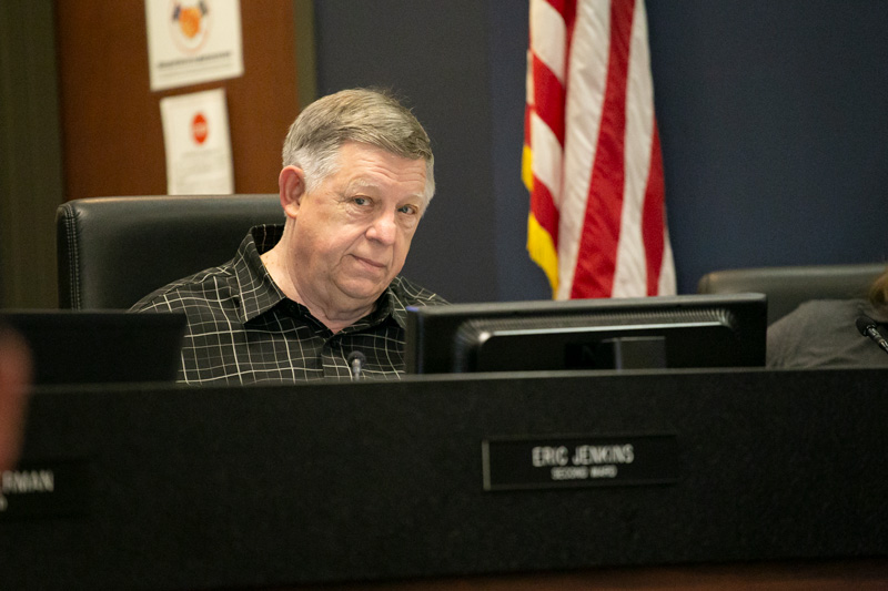Shawnee city allowances