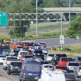 I-35 wreck