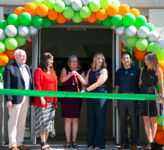 JAKC Youth Learning Lab ribbon cutting