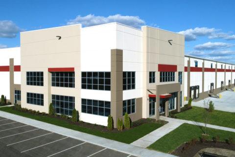 Shawnee warehouse project