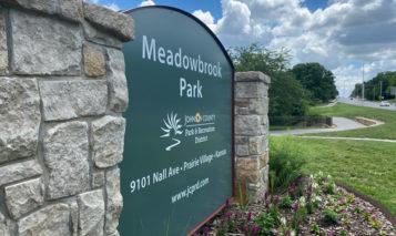 Meadowbrook Park public art