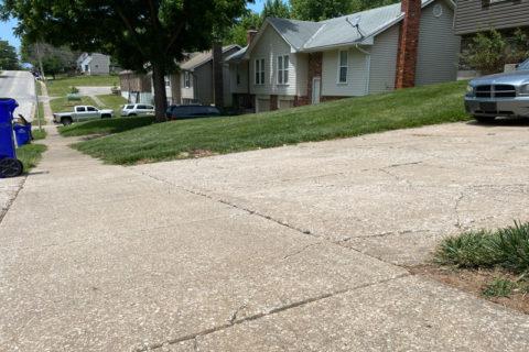 Merriam driveways