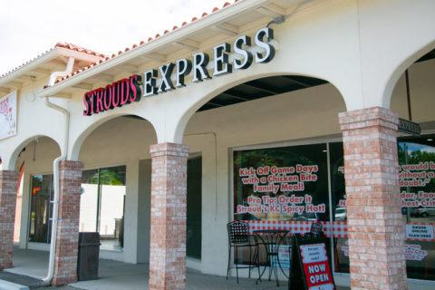 Stroud's Express
