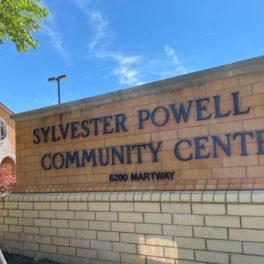 Sylvester Powell Community Center
