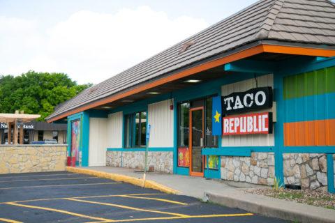 Taco Republic Prairie Village