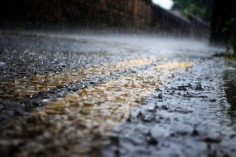 Johnson County rain