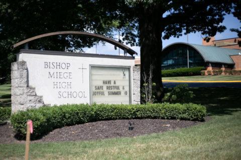 Bishop Miege High School