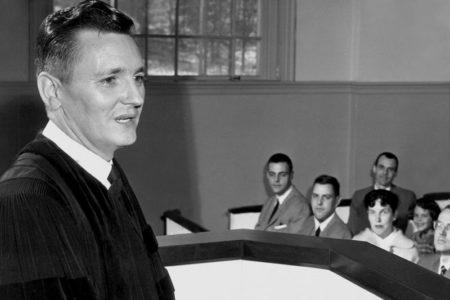 Rev. Robert Meneilly