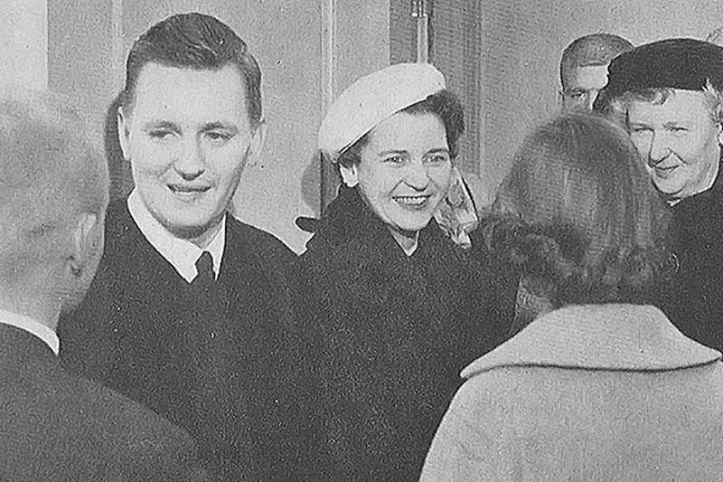 Bob and Shirley Meneilly
