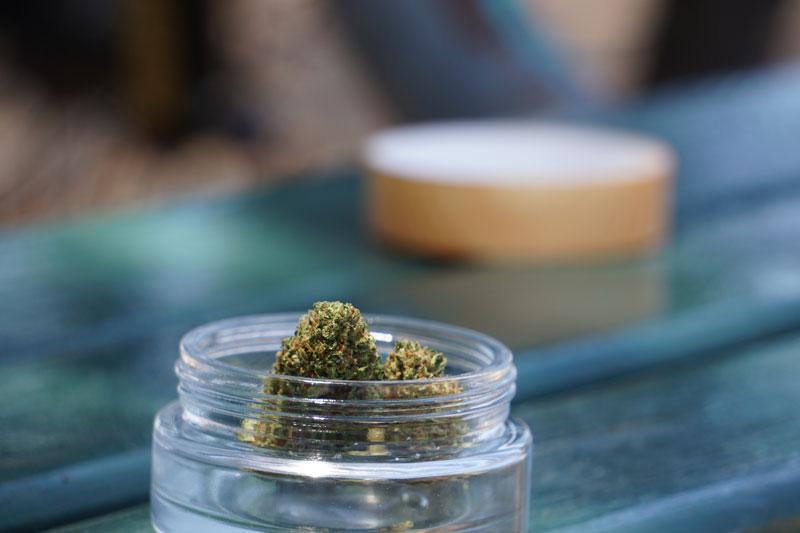 Prairie Village marijuana