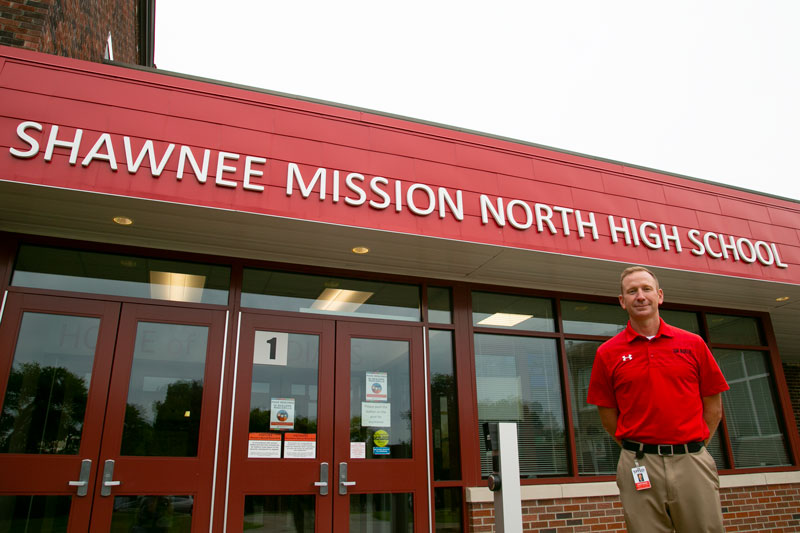 SM North Principal David Ewers