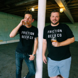 Friction Beer Co.