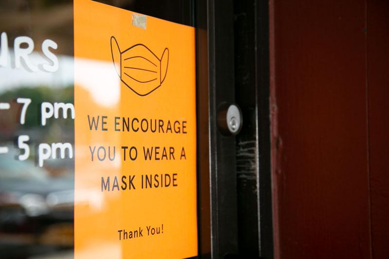 Prairie Village mask mandate