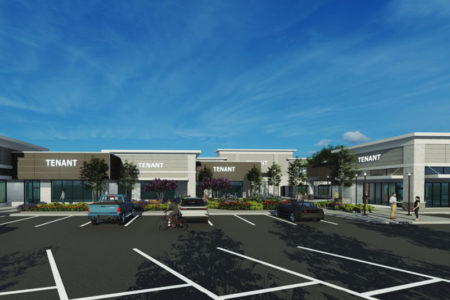 Meadowbrook Shopping Center rendering
