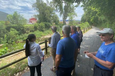 Merriam Turkey Creek tour