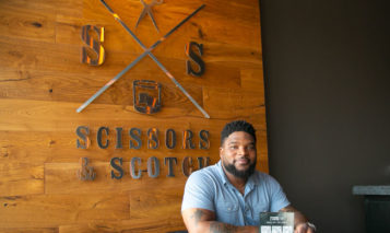 Mario Smith at Scissors and Scotch PV