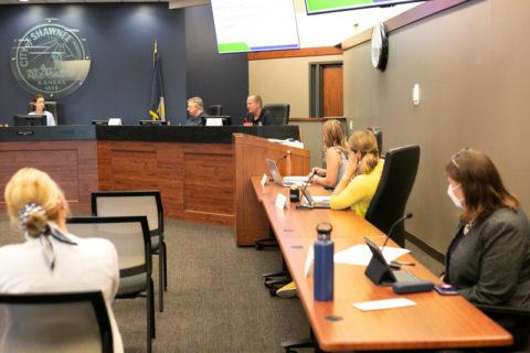 Shawnee city council