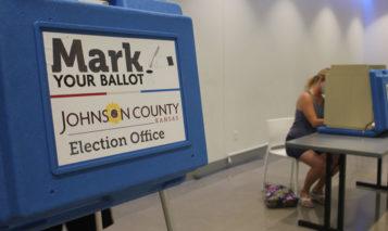 Overland Park voting