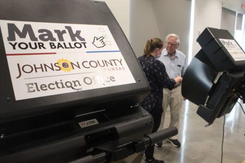Johnson County voting