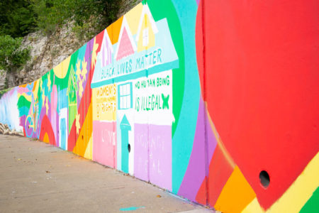 Roeland Park mural