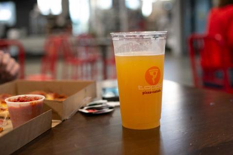 Lenexa Public Market alcohol