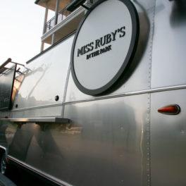 Miss Ruby's food truck