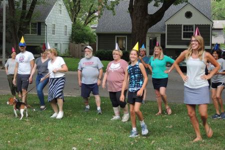Hokey Pokey flash mob
