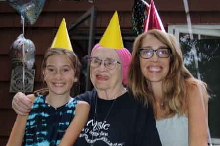 Phyllis Brinkerhoff 93rd birthday