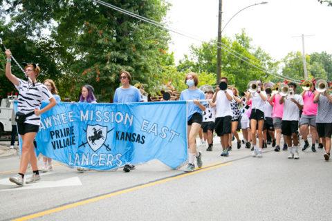 SM East Lancer Day Parade 2021