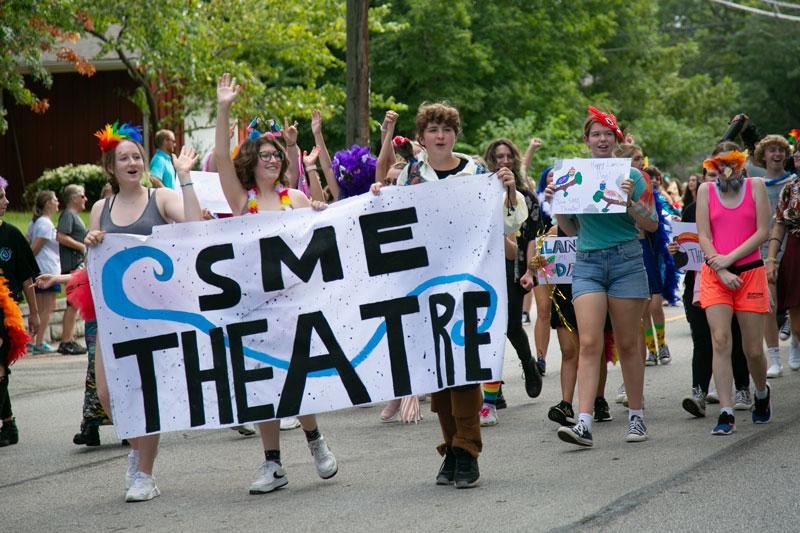 SM East theatre