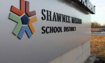 Shawnee Mission sign