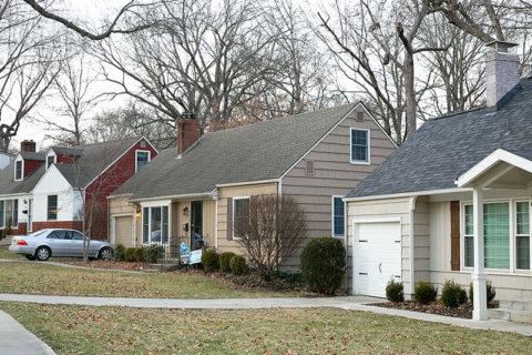 Prairie Village houses