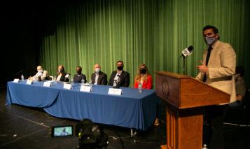 Shawnee Mission general election forum 2021